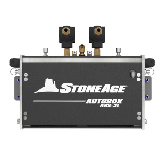 StoneAge AutoBox ABX-3L Automated Triple Flex Lancing