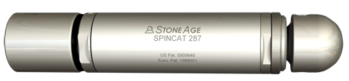 SpinCat SC-287 downhole wash tools
