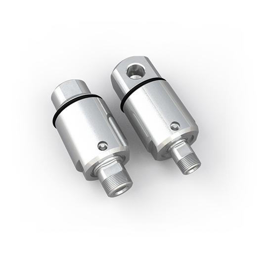 Stoneage sm swivel rotary couplings for high pressure