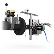 AutoBox ABX-PRO hose drive for pipe and exchanger tube cleaning