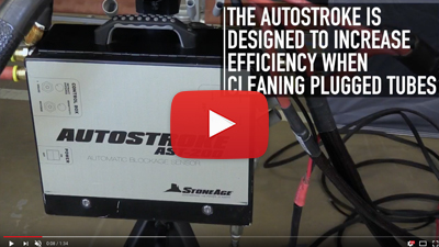 AutoStroke exchanger cleaning accessory video